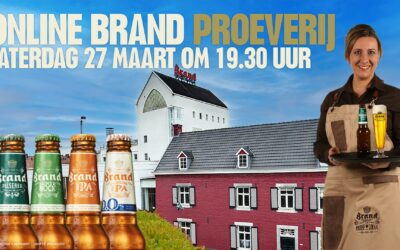Online Brand Bier Proeverij