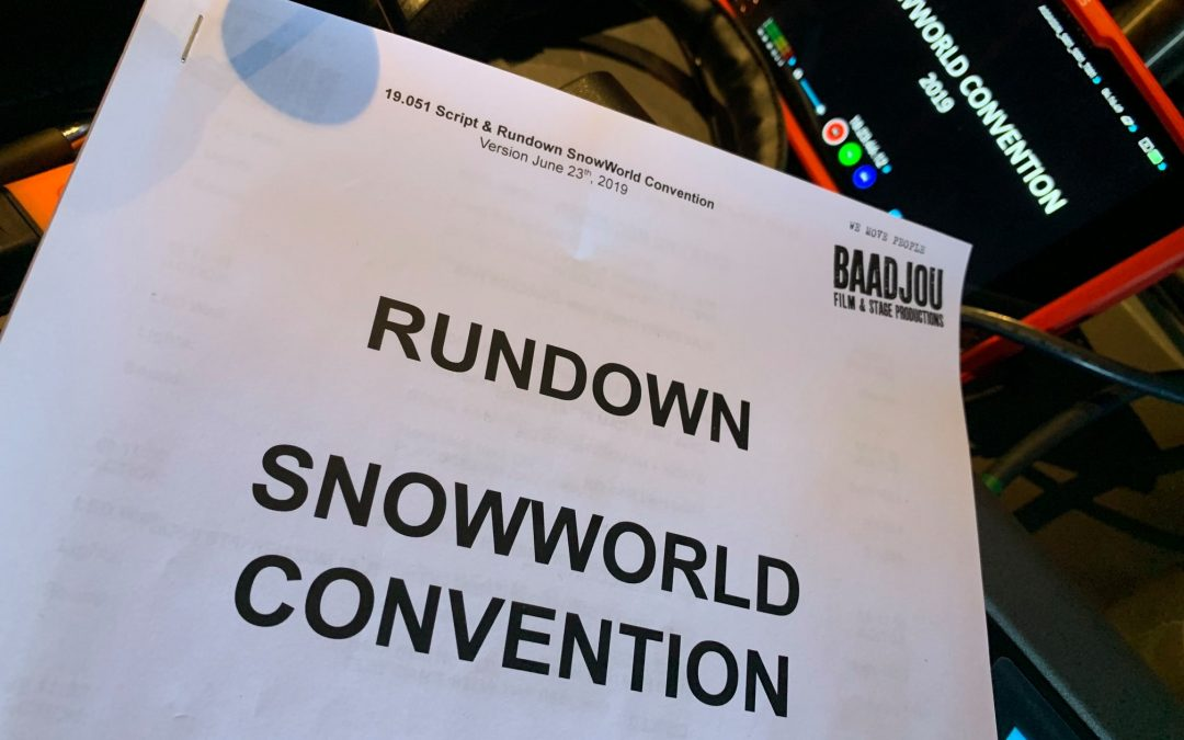 SnowWorld Convention