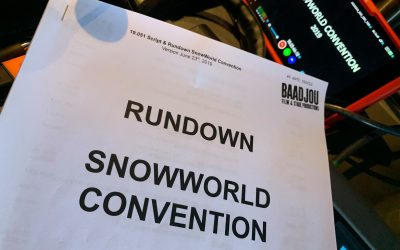 SnowWorld Convention