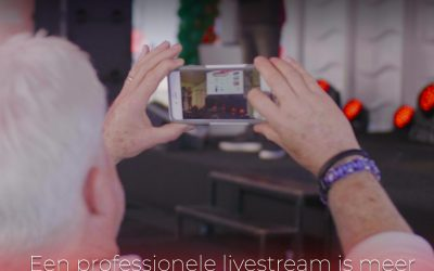 Professionele Livestream