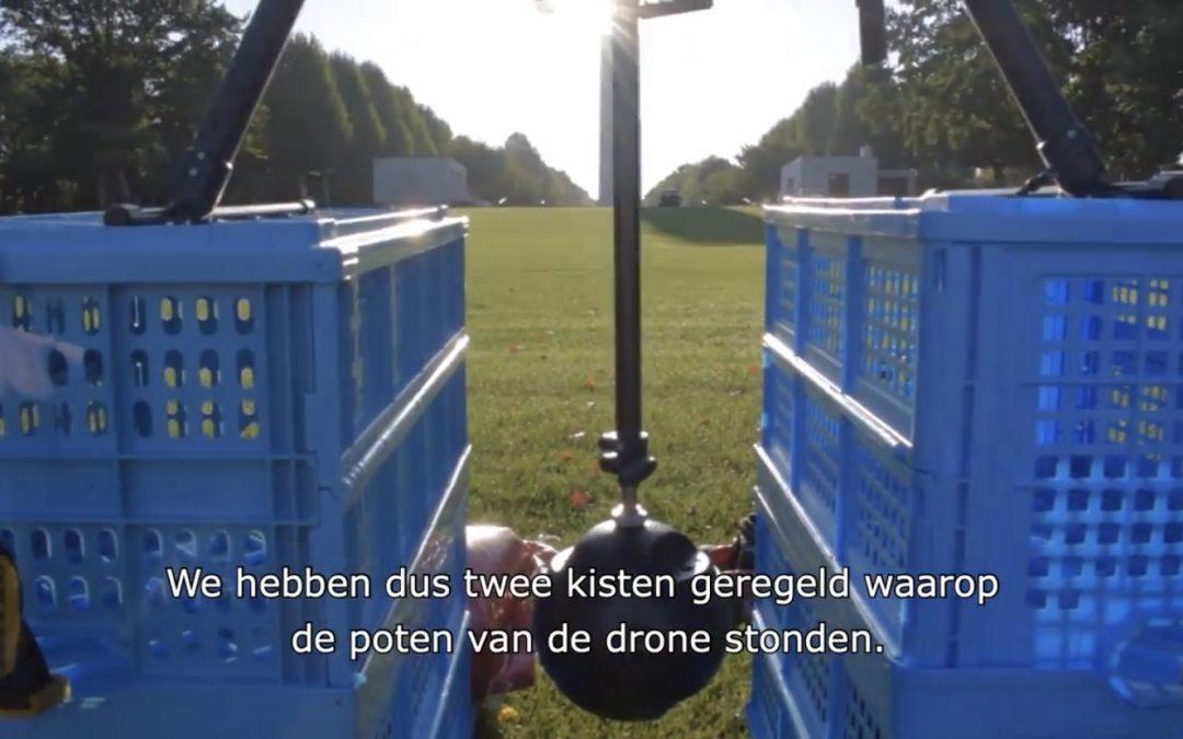 "Vlog #14 VR –  ""Luchtopnamen"""