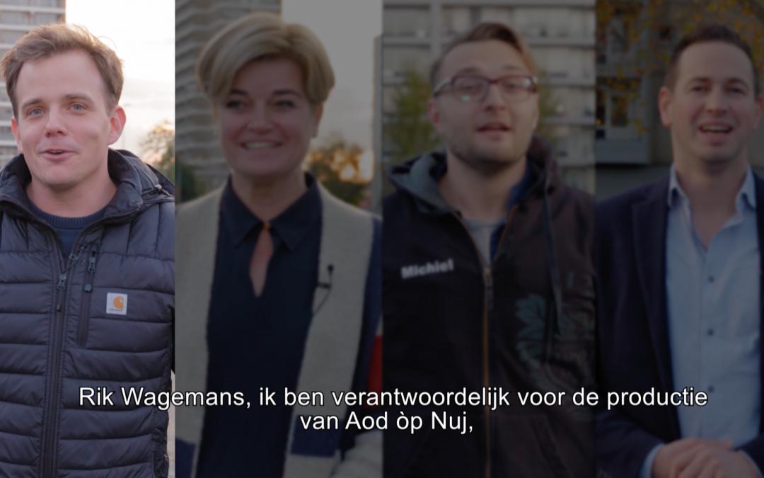 Vlog #5 Baadjou 20 jaar | Even voorstellen: Vrijwilligers